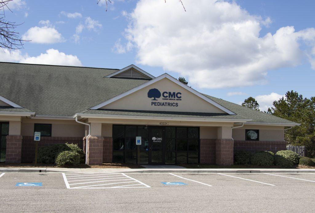 CMC Pediatrics – Carolina Forest