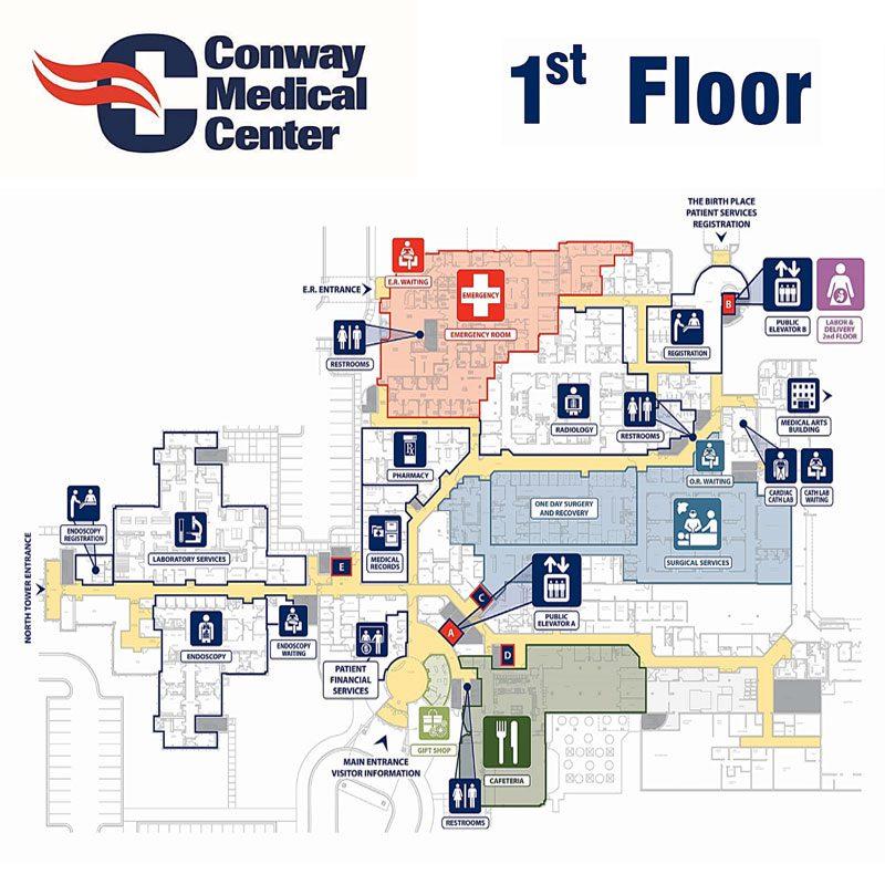 Campus Conway Medical Center