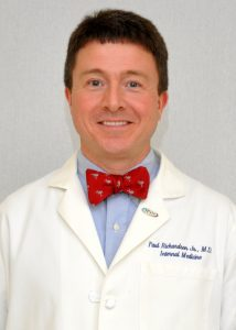 Paul M.  Richardson, Jr., MD, ABIM