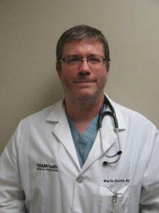 Martin Duclos, MD, ABIM-HPM
