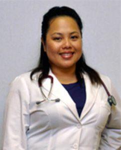 Mary Tantoco, MD, ABIM NEP