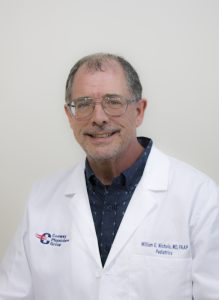 William E.  Nichols, MD, FAAP