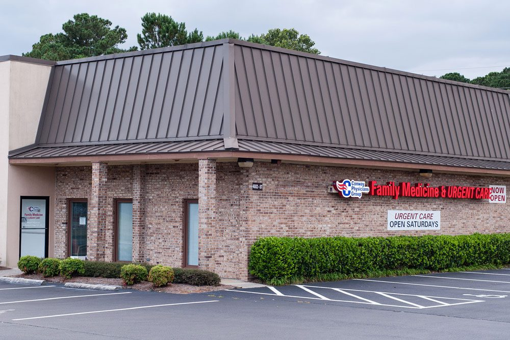 CPG Family Medicine & Urgent Care at Socastee