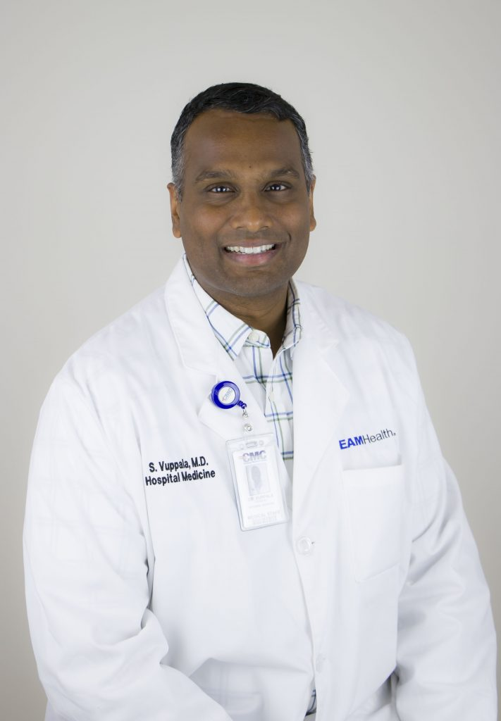 Srinivas Vuppala, MD, FHM · Conway Medical Center Find a Doc