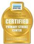 certified primary stroke center badge