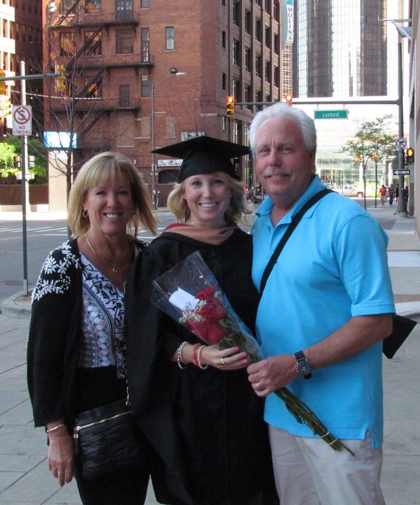 family physician graduation