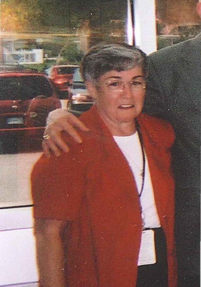 Phyllis Cannon circa 2000