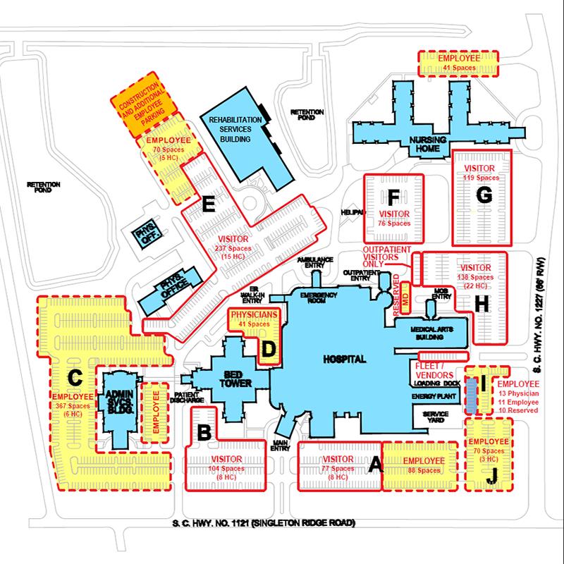 Campus · Conway Medical Center