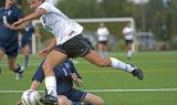 high school girl playing soccer - common high school sports injuries that need an orthopedist in conway, sc