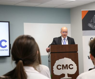 Welcoming inaugural class of Campbell Medicine students