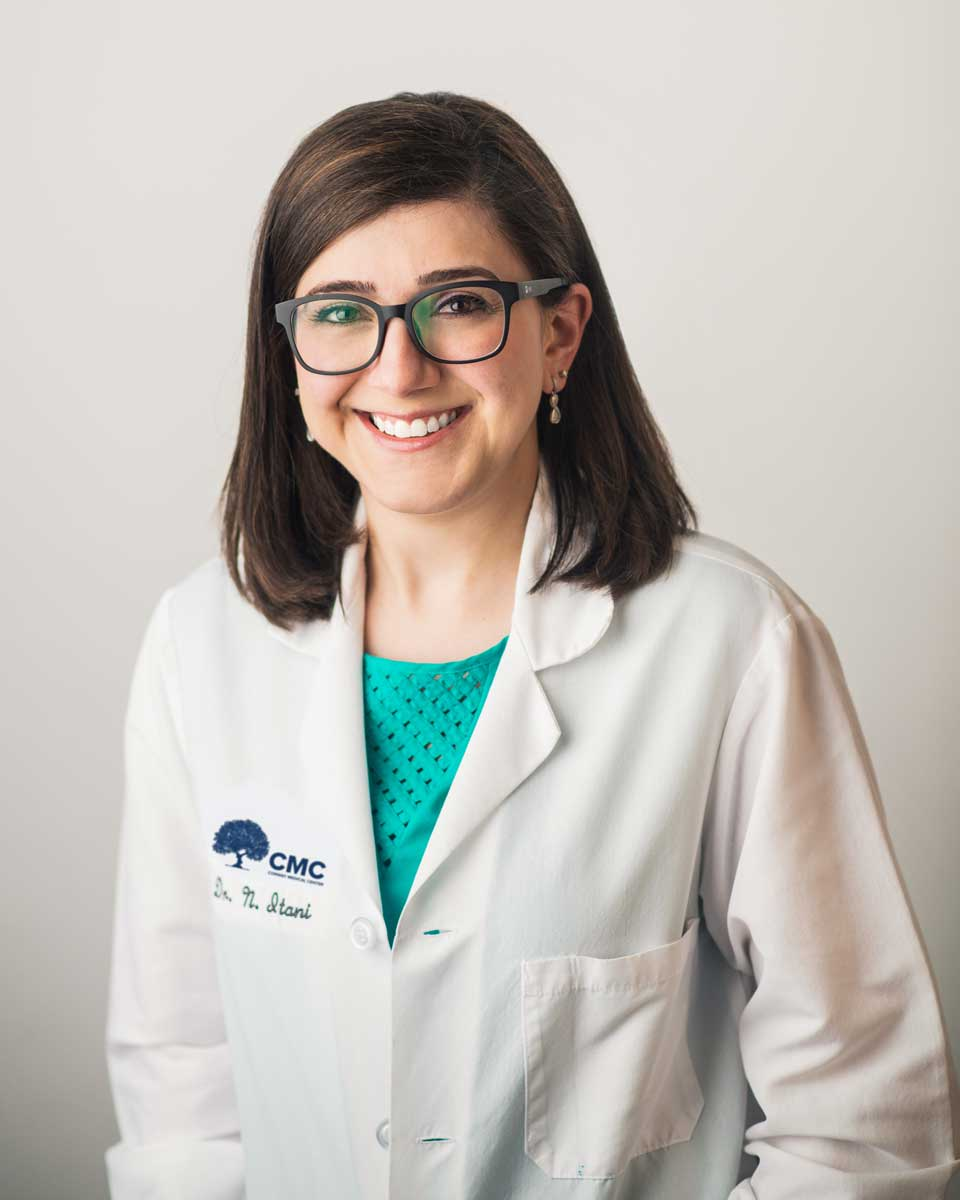 Dr. Najla Itani, Oncologist and Hematologist in Conway
