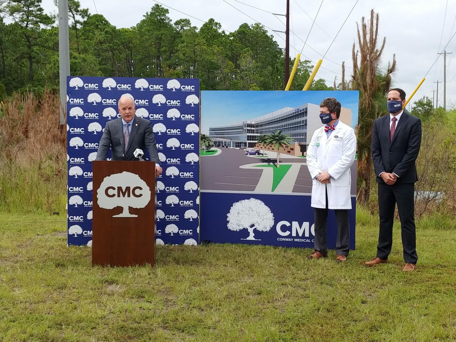 CMC Announces New Hospital in Carolina Forest