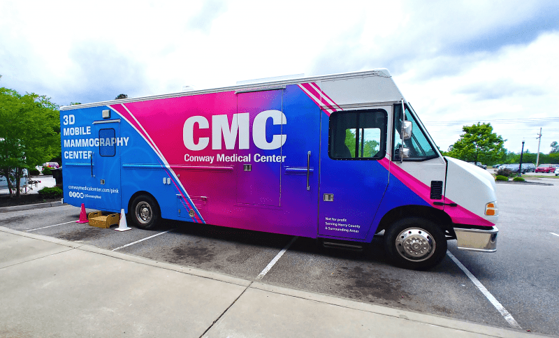 Mobile Mammograms