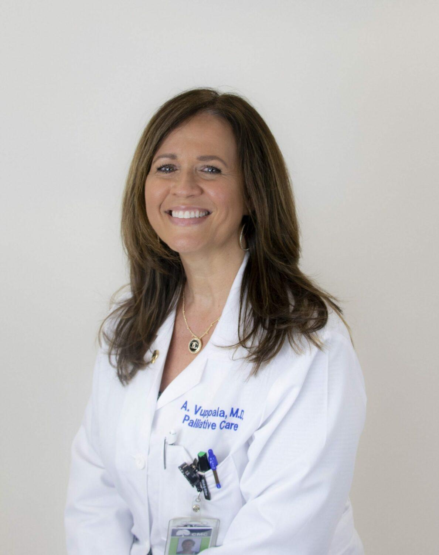 Getting to know Dr. Amanda Vuppala