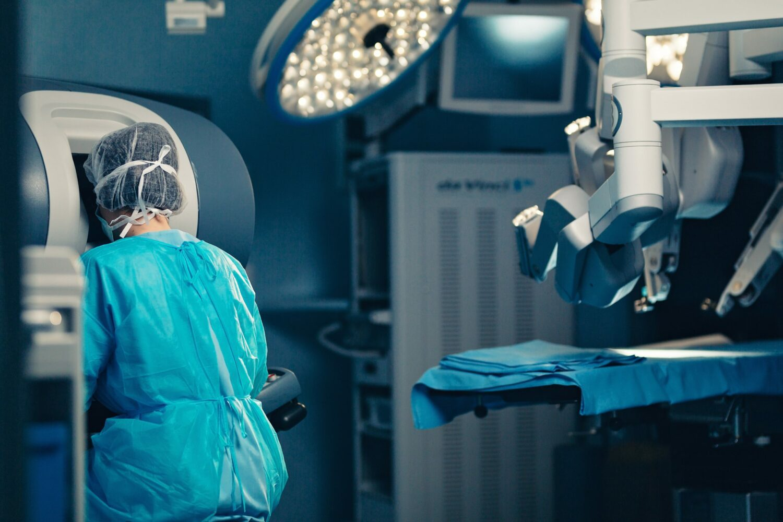 Should I have a robotic hysterectomy?