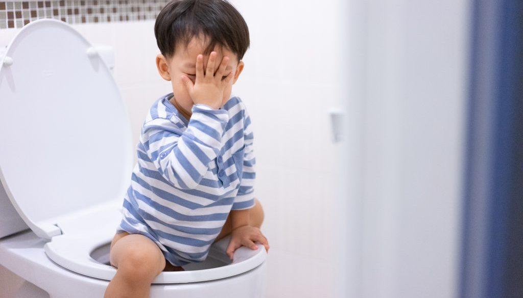 child toilet uti symtoms