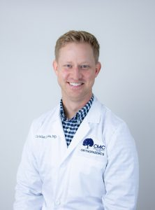 Christian Eccles, MD