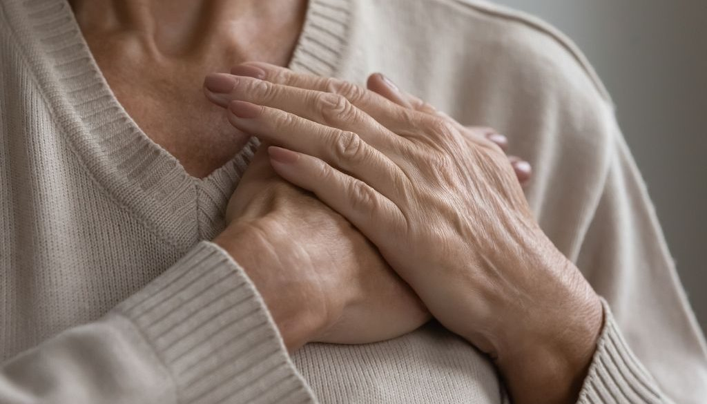 early heart attack symptoms do you have this vital information